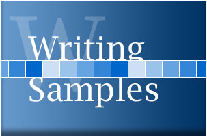 writing-samples