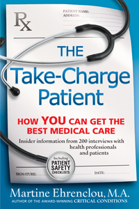 take charge patient